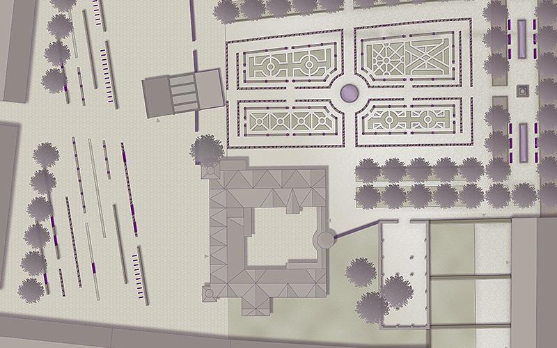 Landschaftsarchitektur in Aktion: Wiederbeleben eines Schlossgartens