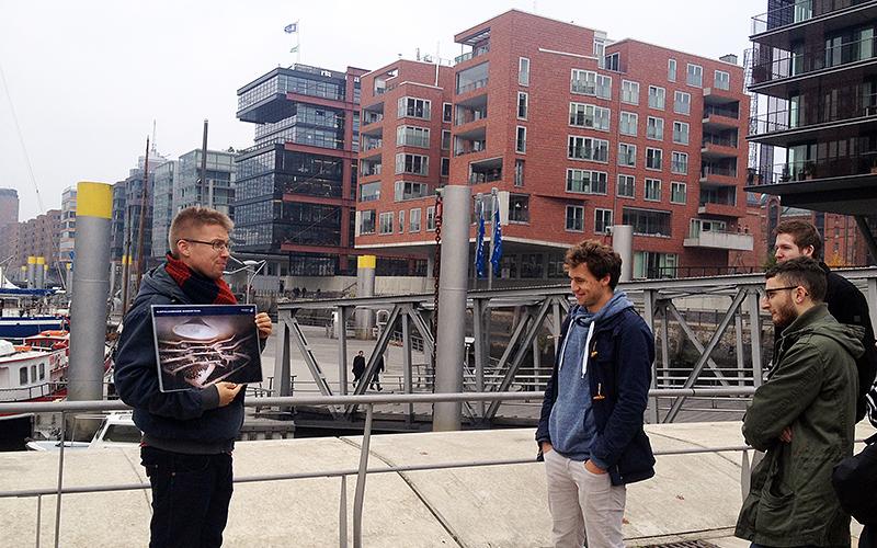 Wachsende Metropolen - Exkursion nach Hamburg
