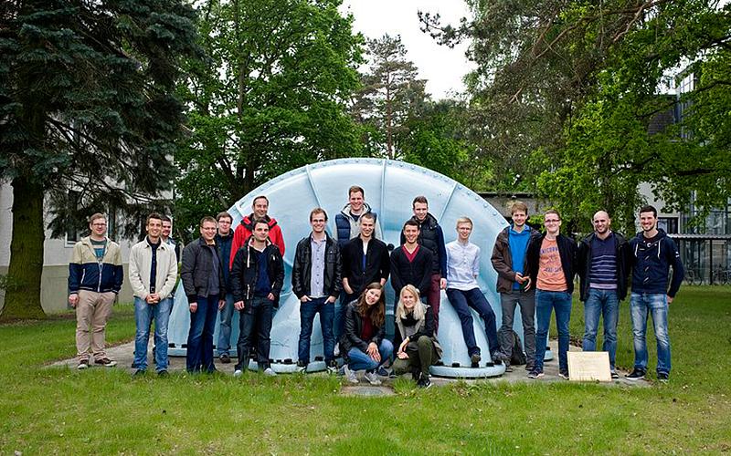 Exkursionen zu Wissenschaft und Praxis bieten spannende Einblicke