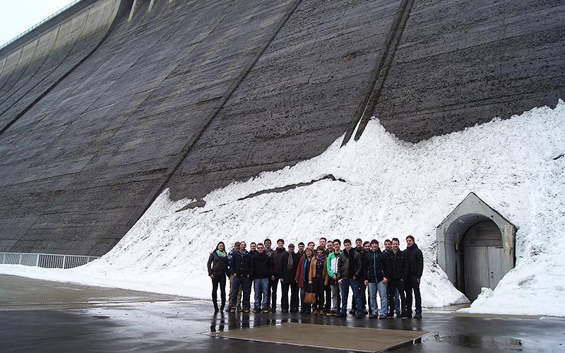 Vertiefung der Kenntnisse über erneuerbare Energien durch Exkursionen – auf den Spuren der Energie