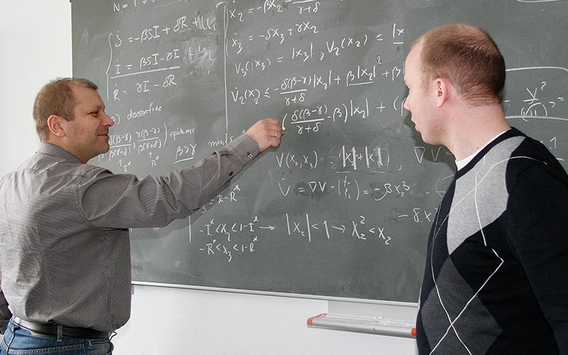 Mathe langsam und Mathe schnell - Angebot für Studienanfänger*innen