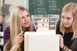 Architektur studieren in Erfurt - Gestalte deine Welt!